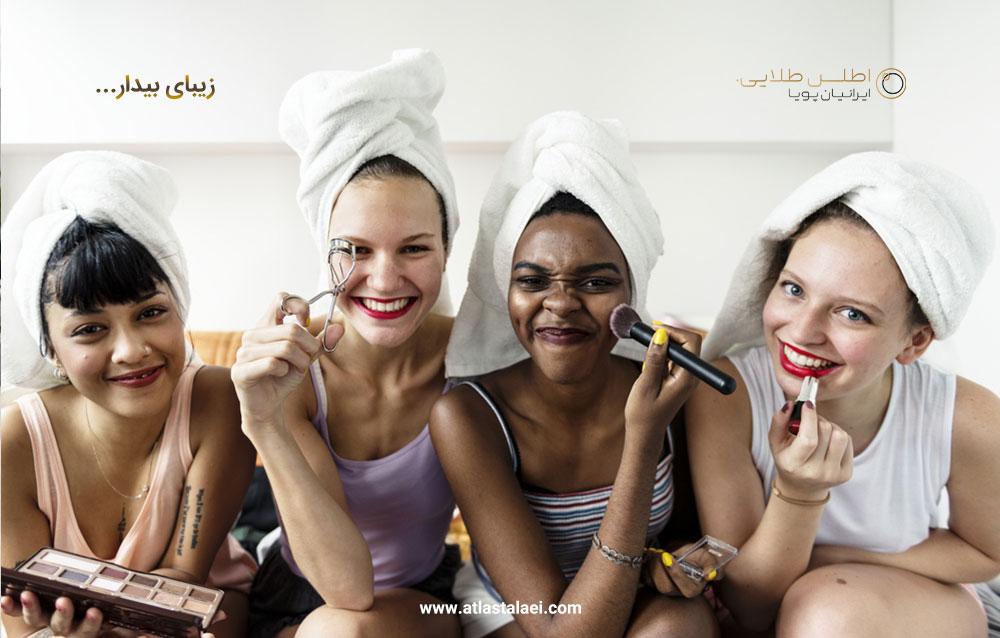 علت آرایش کردن