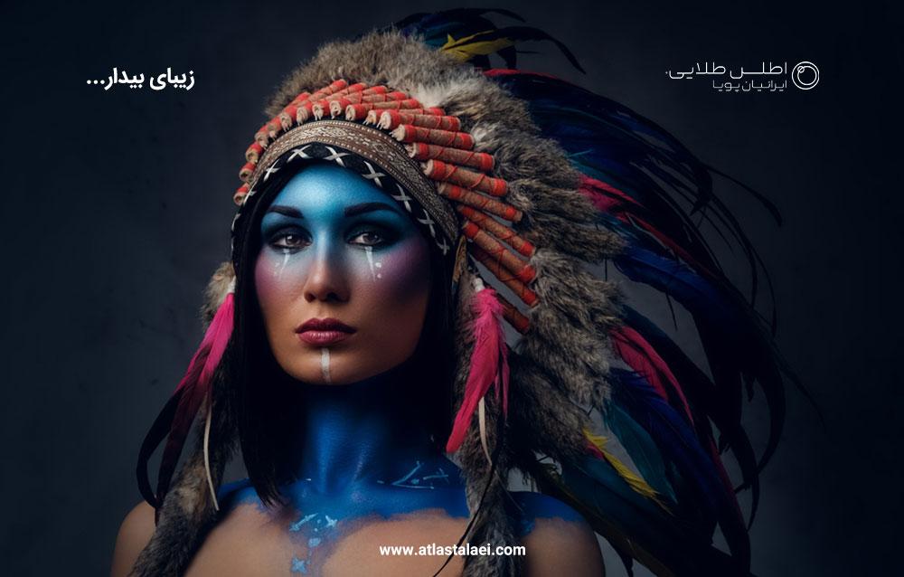 تاریخچه آرایش و زیبایی چهره ها
